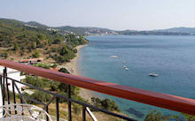 Foto Appartementen Vassilias Beach in Vassilias ( Skiathos)